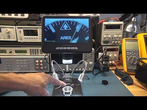 Цифровой микроскоп Andonstar 2MP HD AD207