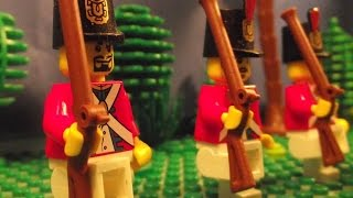 Lego Battle of New Orleans