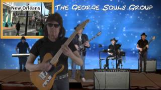 """""""Sweet little sixteen"""" Chuck Berry 1958 - """"Surfin´ USA"""" 1963 cover version by The George Souls group"""