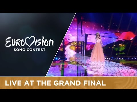 LIVE - ZOË - Loin d'Ici (Austria) at the Grand Final of the Eurovision Song Contest