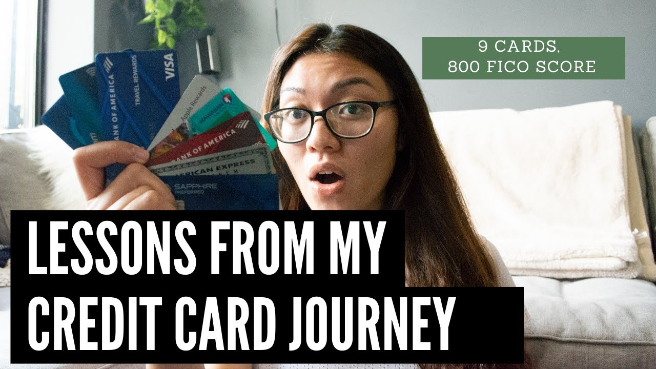 Lessons from my Charge Card Journey|9 Credit Cards at 24 with an 800 FICO Credit Rating
