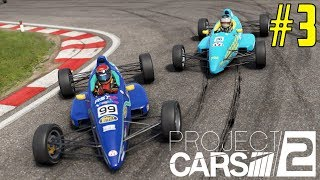 PROJECT CARS 2 Career Mode - PART 3 INTENSE CHAMPIONSHIP BATTLE!
