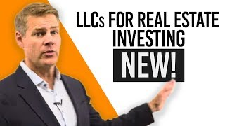 Forming An LLC For Real Estate Investing - (NEW!)