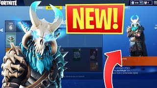 *NEW* SEASON 5 UNLOCKED FINAL SKIN!!!!! (Fortnite Battle Royale New Battle Pass Reaction)