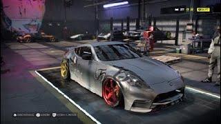 Need for Speed™ Heat - NISSAN 370Z NISMO '15 CUSTOMIZATION - (MAX UPGRADE)