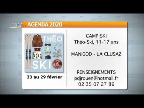 Agenda du 24 janvier 2020