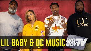 Lil Baby & The Quality Control Crew on Upcoming Compilation Album, Layton Greene & A lot More!