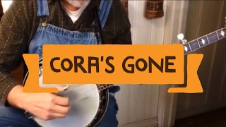 Cora's Gone - Bluegrass Banjo - Walk Thru and Demo