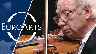 Isaac Stern & Gil Shaham: Bach - Concerto No. 3 in D minor for 2 Violins, BWV 1043