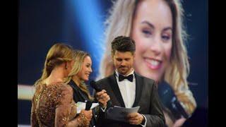 TIGI - beim Finale der Miss Germany Wahl...