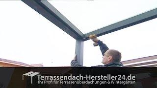 Alu Terrassenuberdachung Free Video Search Site Findclip