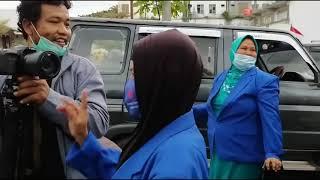 Video: Demo Tolak Kedatangan Habib Rizieq ke Aceh Dibubarkan