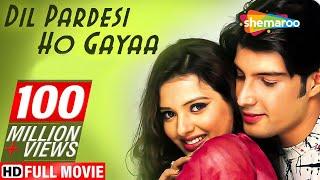Dil Pardesi Ho Gaya {HD}  Kapil Jhaveri  Saloni Aswani  Romantic Hindi MovieWith Eng Subtitles