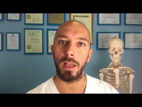 Trattamento di ernia vertebrale dei rachide lombosacrale