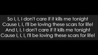 Alesso - Scars (Lyrics)