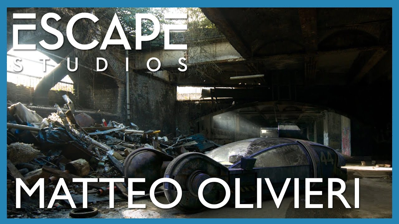 Escapee Showreels - Matteo Olivieri