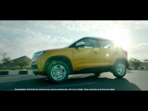 Maruti Suzuki Vitara Brezza - Play Glamorous (TV ad)