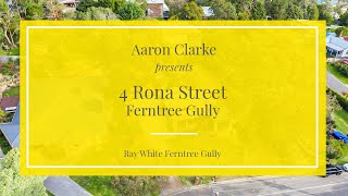 4 Rona Street, Ferntree Gully - Ray White Ferntree Gully