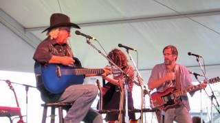 Arlo Guthrie W <b>Sarah Lee Guthrie</b> And Johnny Irion Newport Folk Festival