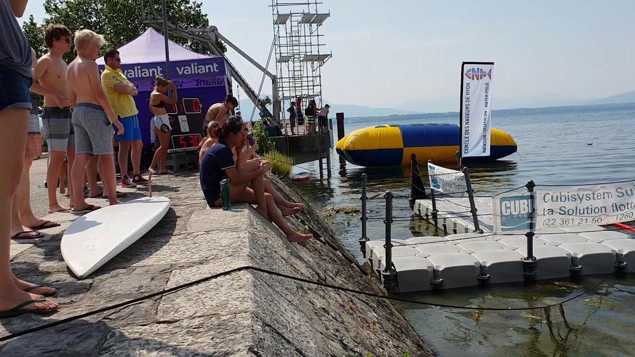 Water Polo Nyon 2019