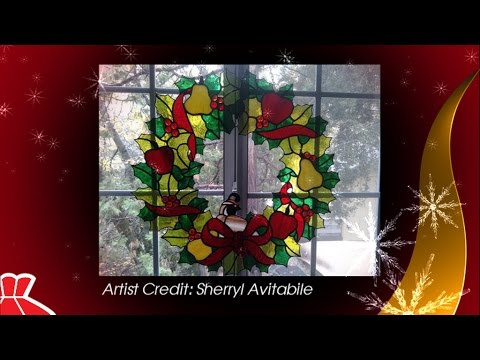 Delphi Glass - Holiday Creations Slideshow