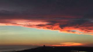 preview picture of video 'Puerto Penasco Sunset zooms'