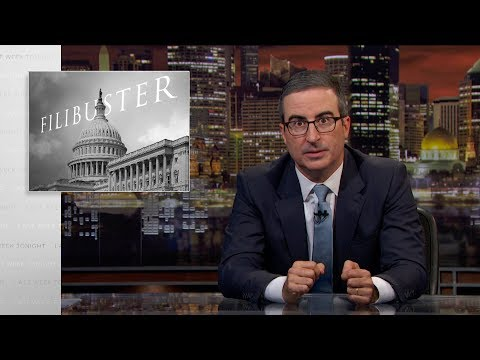 Filibustering - Last Week Tonight