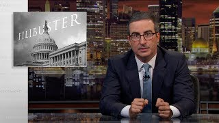 John Oliver explains why filibusters exist, why they shouldn't, and why it's stupid to drink coffee like a cat.   Connect with Last Week Tonight online...  Subscribe to the Last Week Tonight YouTube channel for more almost news as it almost happens: www.youtube.com/lastweektonight  Find Last Week Tonight on Facebook like your mom would: www.facebook.com/lastweektonight  Follow us on Twitter for news about jokes and jokes about news: www.twitter.com/lastweektonight  Visit our official site for all that other stuff at once: www.hbo.com/lastweektonight