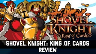 Shovel Knight: King of Cards Review - On PS Vita, Nintendo Switch, PS4
