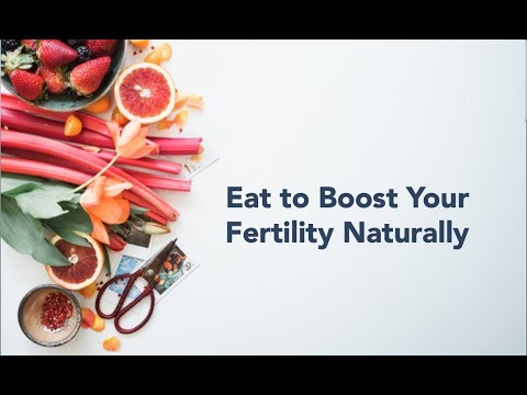 The Fertility Diet<br />If ever there was a time to clean up your diet, it's now...