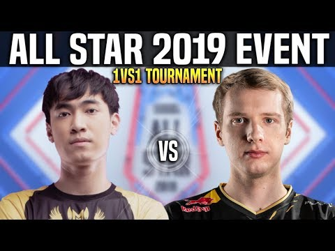 Levi vs Jankos QUARTERFINALS - Levi Vayne vs Jankos Olaf - 1vs1 Tournament All Star 2019 Day 2