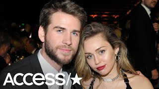 Miley Cyrus Reveals The Reason She Married Liam Hemsworth & It's Not What You'd Expect!  Access