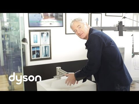 James Dyson explains Dyson's latest technology