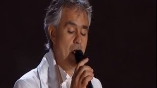 Andrea Bocelli Your Love(Once Upon a Time in The West)