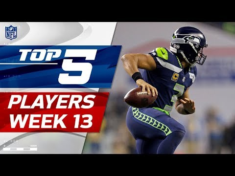 Top 5 Player Performances Week 13 | NFL Highlights