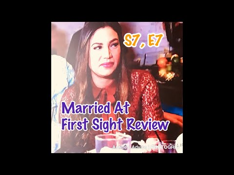 MARRIED AT FIRST SIGHT, Season 7, Episode 7