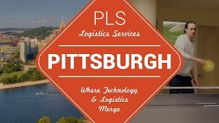 PLS Logistics in the South Side of Pittsburgh, PA
