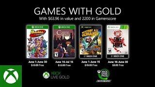 Games With Gold di giugno