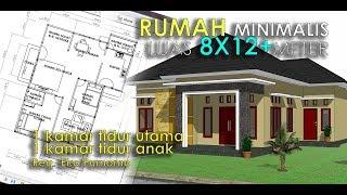 3fuzziblog: denah rumah 3 kamar ukuran 8x12