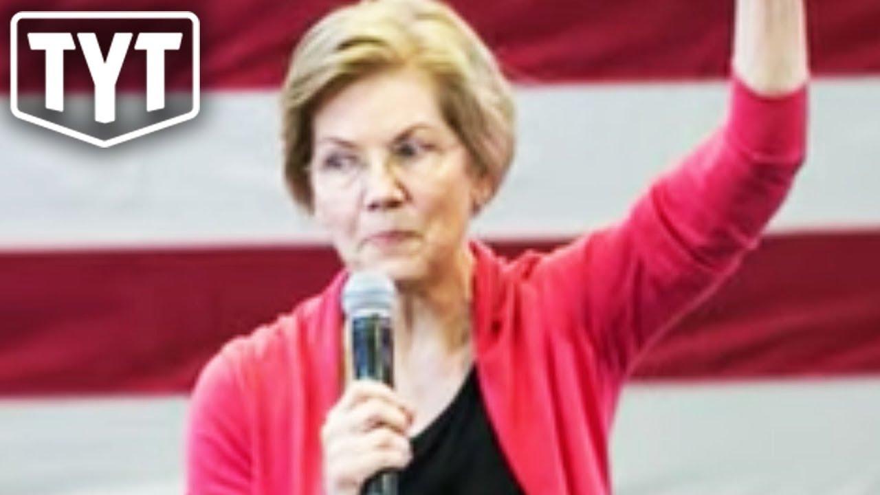 Elizabeth Warren Has Democrats Shaking thumbnail