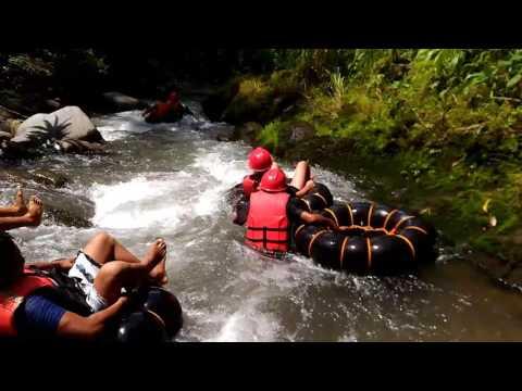 extreme lake sebu river tubing adventure soccsksargen