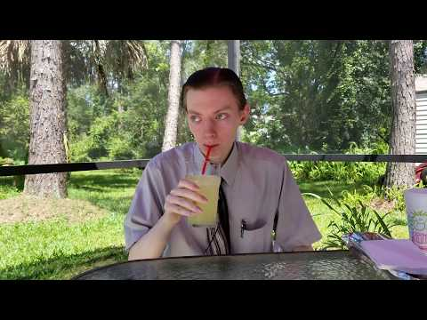 I Try Sonic's New Pickle Juice Slush Drink