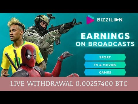 BIZZILION PTY LTD отзывы 2019, mmgp, платит, Live Withdrawal 0.00257400 BTC