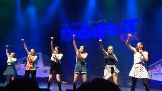 Cimorelli LIVE @ DigiFestUK 2014 - Come Over - NEW ORIGINAL
