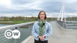 Travelling the Franco-German border region   DW English