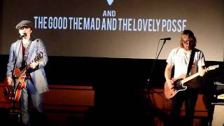 Adam Ant - Physical (You're So) (live acoustic @ The Phoenix Cinema 08.08.2011)