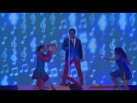 Topa video Lo que llevas dentro de tu corazón - Teatro Ópera Allianz   2016