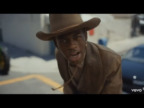 Lil Nas X - Old Town Road (Official Movie) ft. Billy Ray Cyrus, without pauses in the music