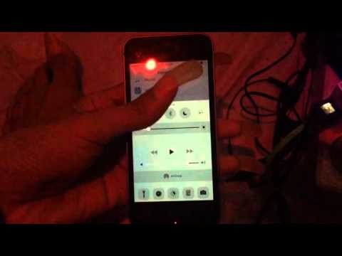 Video Iphone 5s layar berkedip
