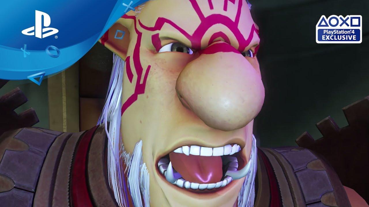 Knack 2 erscheint am 6. September für PS4